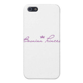 """Bosnian Princess"" products iPhone 5 Cover"