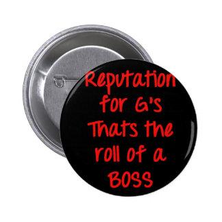 Boss Buttons