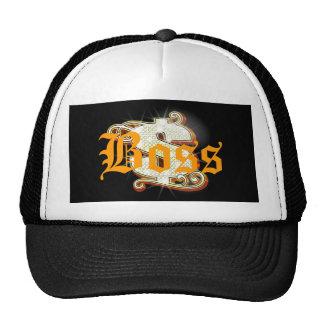 Boss Bling Money Symbol Trucker Hat