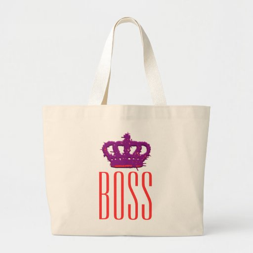 Boss Crown Jumbo Tote Tote Bag