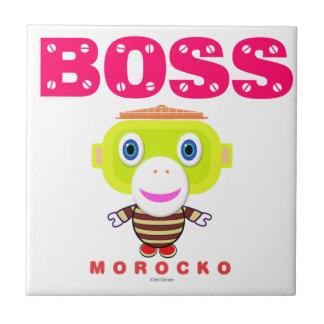 Boss-Cute Monkey-Morocko Tile