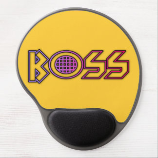 Boss Gel Mousepad