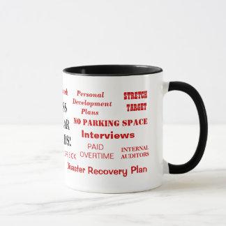 Boss Gift Mug - Annoying ! - Boss Swear Words