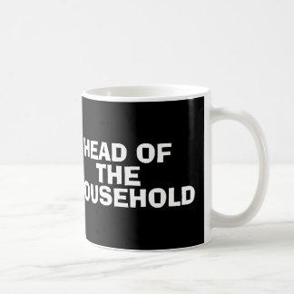 Boss, Head of the household, coffee mugs