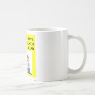 boss humor coffee mugs