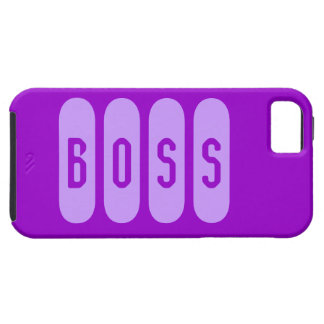 Boss iPhone 5 5S Vibe Case iPhone 5/5S Cases