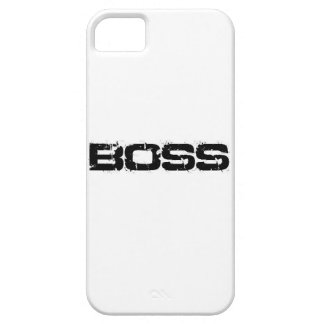 BOSS iPhone 5 CASES