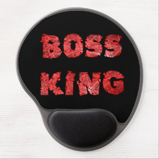 Boss King Gel Mousepad Or Wrist Helper