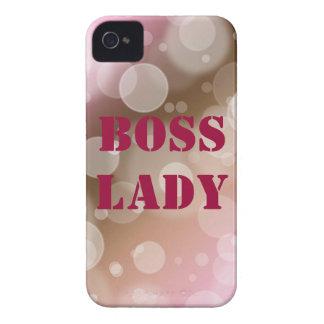 Boss Lady Blackberry Bold Case