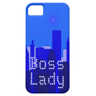 Boss Lady Cityscape iPhone 5 Case