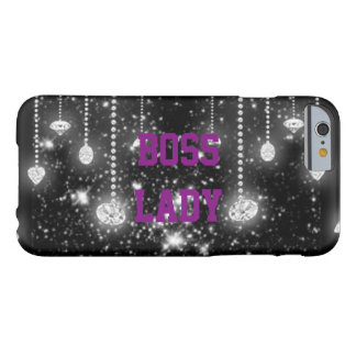 Boss Lady Diamonds IPhone 6 Barely There Barely There iPhone 6 Case
