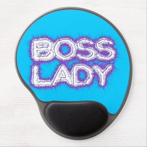 Boss Lady Gel Mousepad