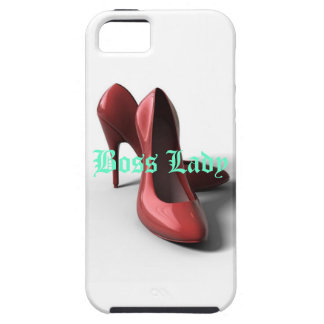 Boss Lady High Heels Shoes iPhone 5/5S, Vibe Case iPhone 5 Cover