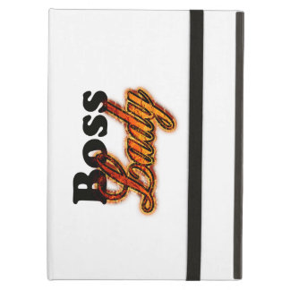 Boss Lady iPad Air Covers