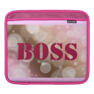 Boss Lady iPad Rickshaw Sleeve Sleeves For iPads