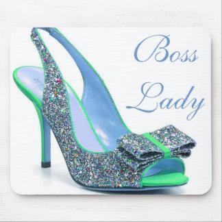 Boss Lady Mouse Pad