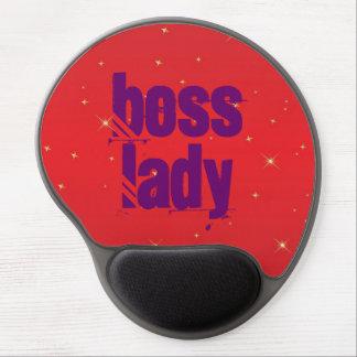 Boss Lady Sparkle Gel Mousepad