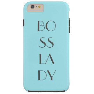 Boss Lady Tough iPhone 6 Plus Case