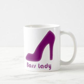 Boss Lady Wine Pump Mugs