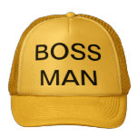 BOSS MAN - CAP