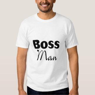 Boss Man Shirts