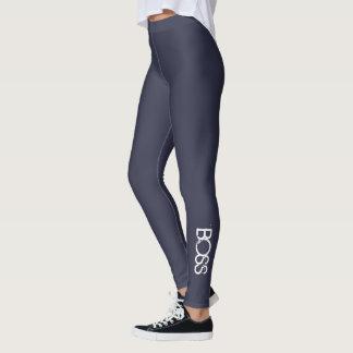 BOSS - Midight Blue Leggings