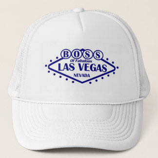 BOSS Of Fabulous Las Vegas Cap