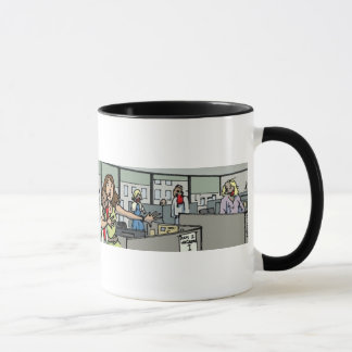 Boss of the Living Dead Mug (Panoramic View)