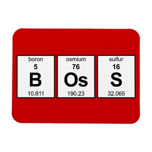 BOsS Premium Magnet