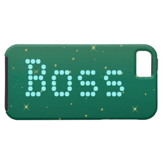 Boss Sparkle iPhone 5 5S Vibe Case iPhone 5/5S Cover