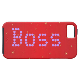 Boss Sparkle iPhone 5/5S, Vibe Case iPhone 5 Covers