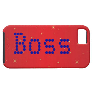 Boss Sparkle iPhone 5/5S, Vibe Case iPhone 5 Case