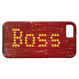 Boss Sparkle iPhone 5/5S, Vibe Case iPhone 5 Cover