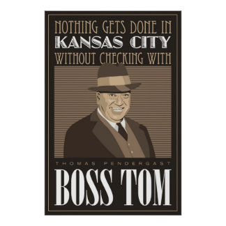Boss Tom Poster