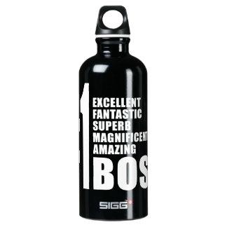 Bosses Birthdays : Number One Boss SIGG Traveller 0.6L Water Bottle