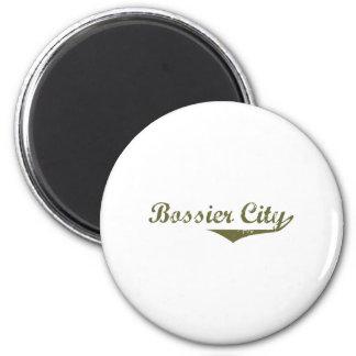 Bossier City Revolution tee shirts Magnets