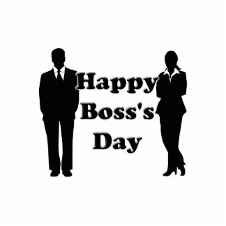 Boss's Day Cut Out