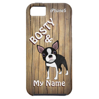 Bostie & Me iPhone5 Cover