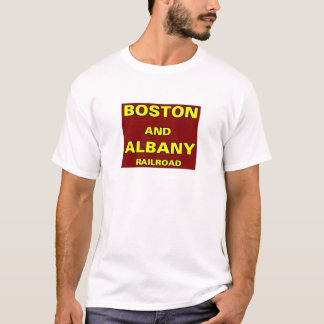 Boston and Albany Railroad T-Shirt