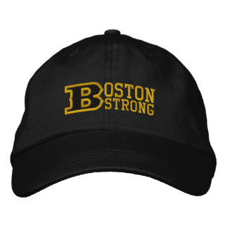 BOSTON B STRONG Embroidered Cap