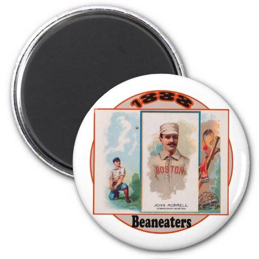Boston Beaneaters Fridge Magnet