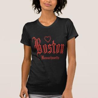 Boston Black Tee Shirts