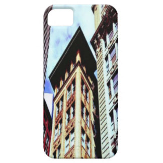 Boston Buildings iPhone 5 Cover