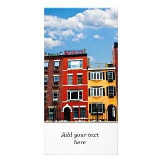 Boston buildings photo cards