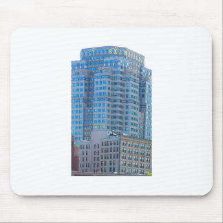 BOSTON Buildings Towers Architecture Mouse Pad
