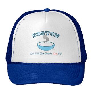Boston Chowder War Cap