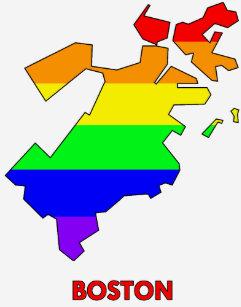 Boston Gay Pride T-Shirts & Shirt Designs   Zazzle.com.au