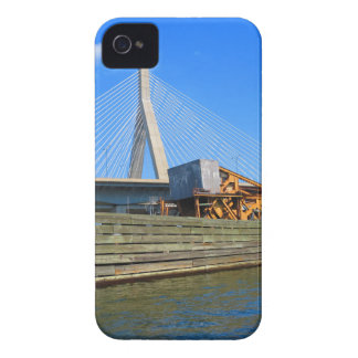 Boston City USA America Bridge view from Bus Tour Case-Mate iPhone 4 Case