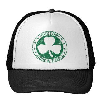 Boston clover born raised green.png cap