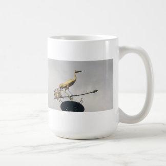 Boston Colonial Weather Vane Mug